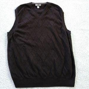 Joseph Abboud-Joe Large mens sweater vest
